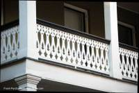 Sawn Balusters | Porch Railings | Wood Deck Railings