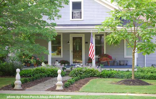 richfield ohio front porch ideas