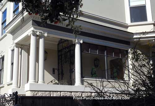San Francisco Attractions Front Porch Ideas Front