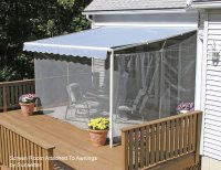 Screen Porch Kits - Install on Awnings to Make a Porch ...