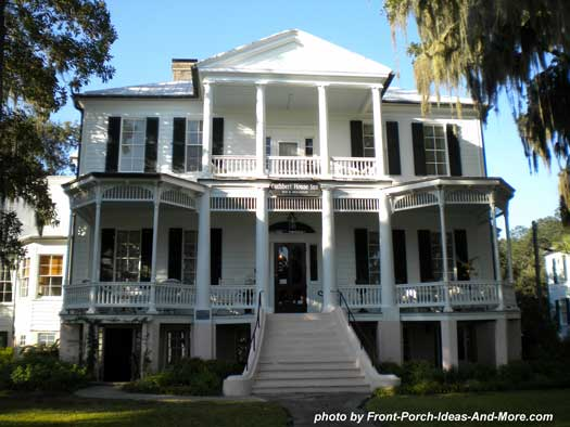 Southern Home Designs And Southern Porches See Our Porch Pictures