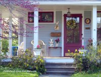 Front Porch Appeal Newsletter April 2014   Spring Edition ...