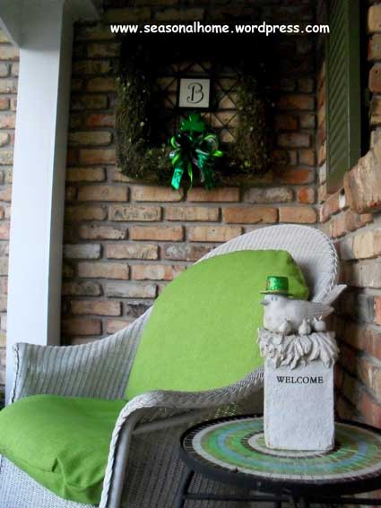 how to make chair covers at home wheel for sale front porch decorating holidays