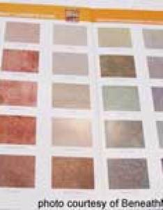 Color examples for staining concrete floors also stain sealer etching rh front porch ideas and more