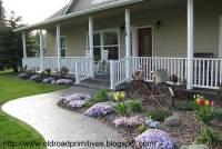 Concrete Flooring | Staining Concrete Floors | Front Porch ...