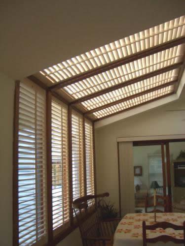 Sunroom Window Treatments