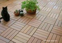 Interlocking Deck Tiles | Deck Tiles | Porch Flooring