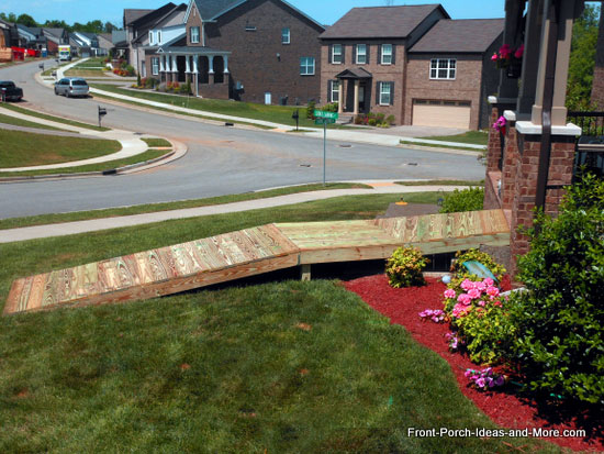 Wheelchair Accessible Homes  Wheelchair Ramp Design