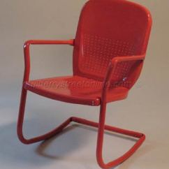 Antique Lawn Chairs Eames Chair And Ottoman Vintage Metal Furniture | Porch