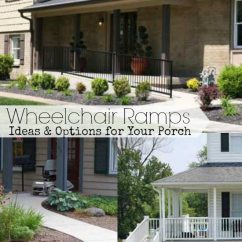 Portable Wheel Chair Ramp Bailey For Sale Wheelchair Design Specs A More Accessible Porch