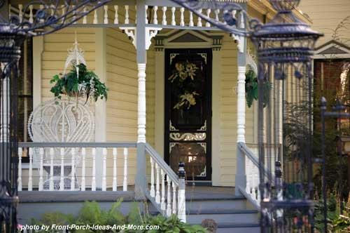 richfield ohio front porch ideas