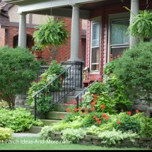Porch Landscaping Ideas Front Yard
