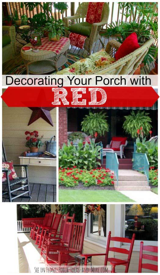 Color  Porch Decorating  Color Wheel