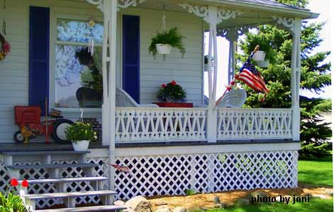 Front Porch Decorating Ideas For Fall 01 02