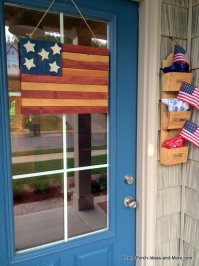 Porch Decorating for Memorial Day | Memorial Day ...