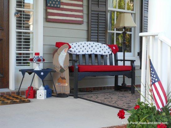 patriotic porches l
