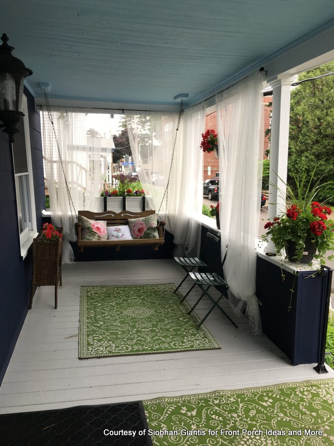 Ideas Front Porch Decorating