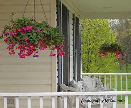 Other Spring Porch Decorating Ideas How To Decorate A Front Back
