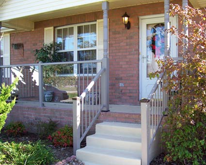 Tempered Glass Panels  Glass Railings  Alternative to Traditional Wood Railings