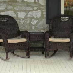 Wicker Rocking Chairs Graco Slim Spaces High Chair Outdoor Pictures