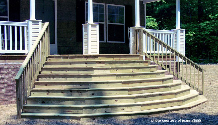 porch steps designs and more