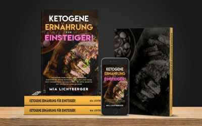 Buch Ketogene Ernährung für Einsteiger
