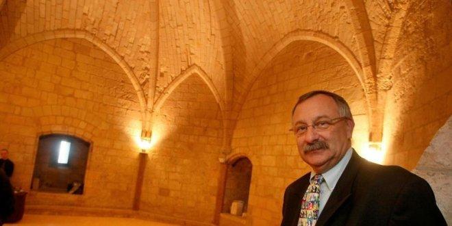 administrateur des monuments historiques