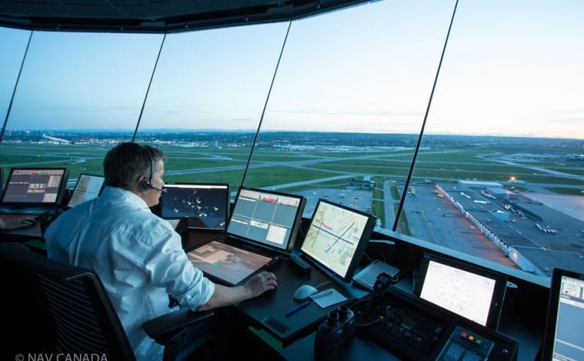 Contrôleur de la circulation aérienne