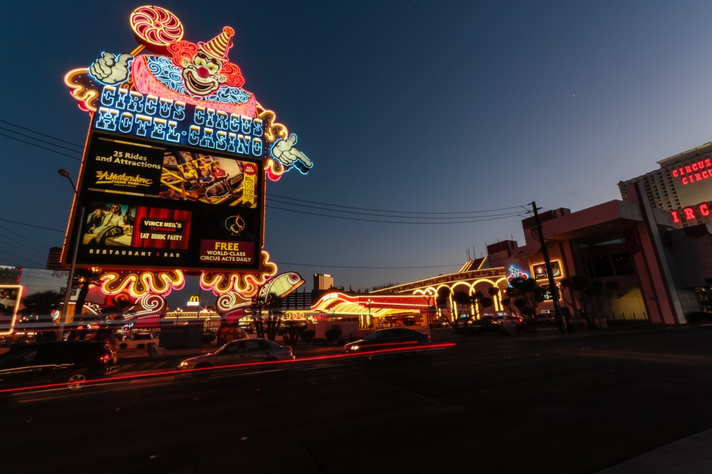 Circus Circus Las Vegas Hotel Room Upgrades  Discounts