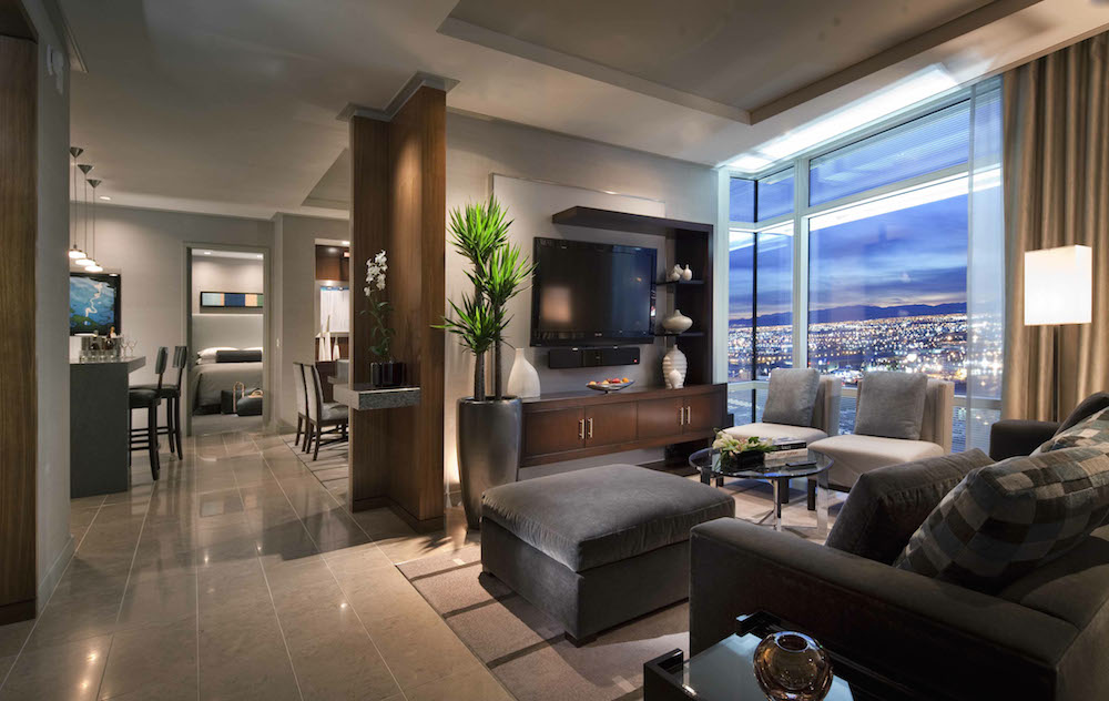 There Are Plenty Of Las Vegas Suite Hotels  Front Desk Tip