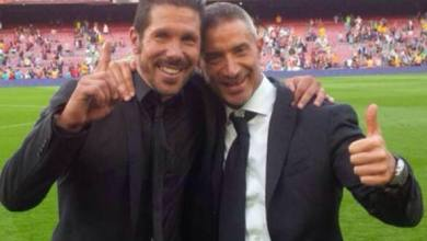 Photo of Andrea Berta dietro la scrivania e Simeone in panchina a Parigi al Psg?