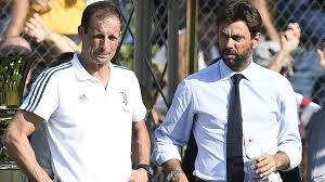 Photo of Juventus: vince la linea Nedved e mister Max Allegri se ne va senza far casino