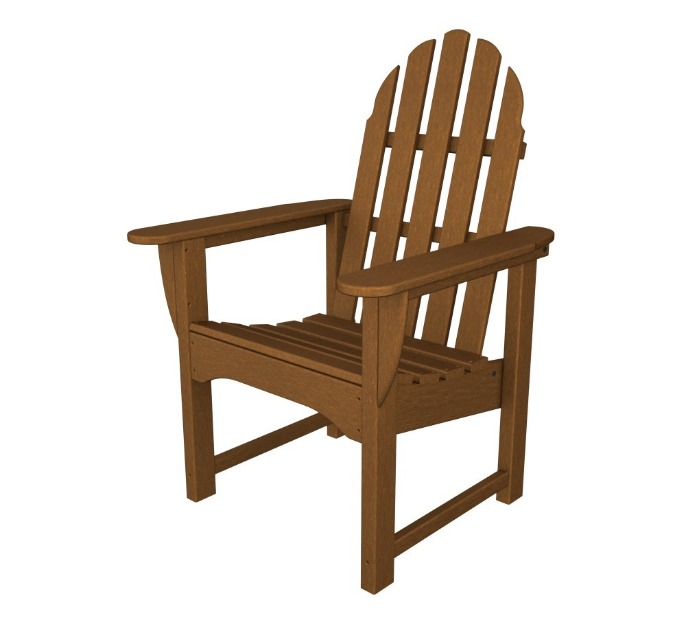polywood adirondack chairs ergonomic mesh chair singapore classic casual
