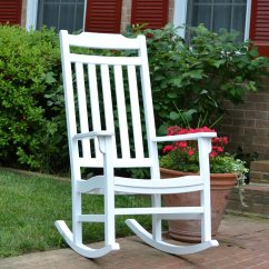 Outdoor Wooden Rocking Chairs White Sling Lounge Chair World 39s Finest Rocker Painted