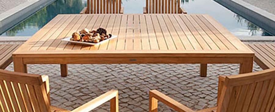 outdoor furniture wood types buyer s