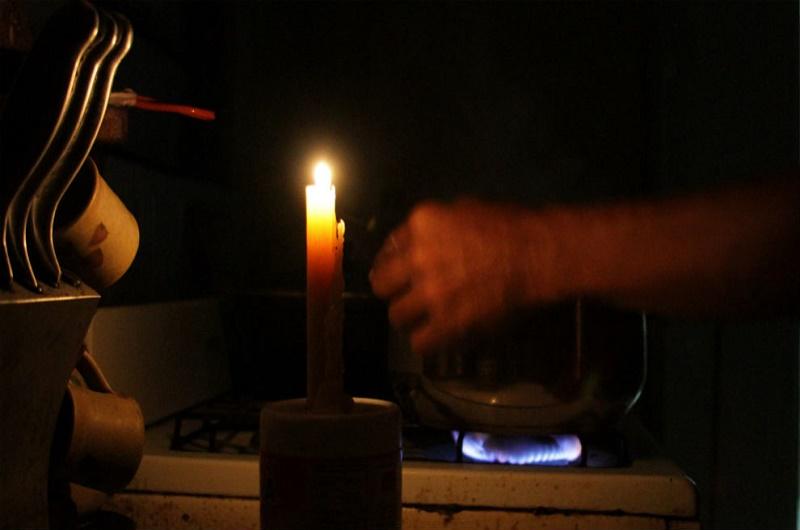 crisis eléctrica San Cristóbal