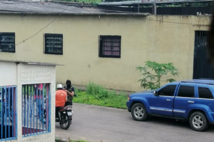 grupos armados Táchira
