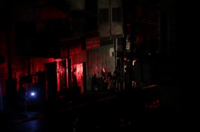 Táchira sin electricidad