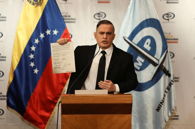 Fiscalía Guaidó