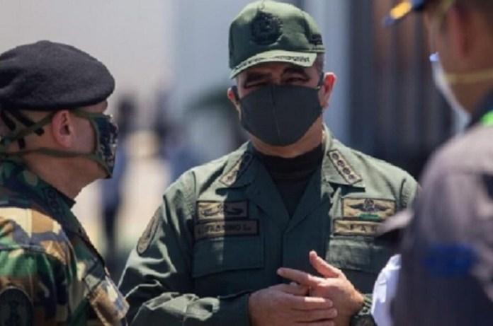 Padrino López militares