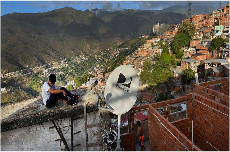 venezolanos DirecTV