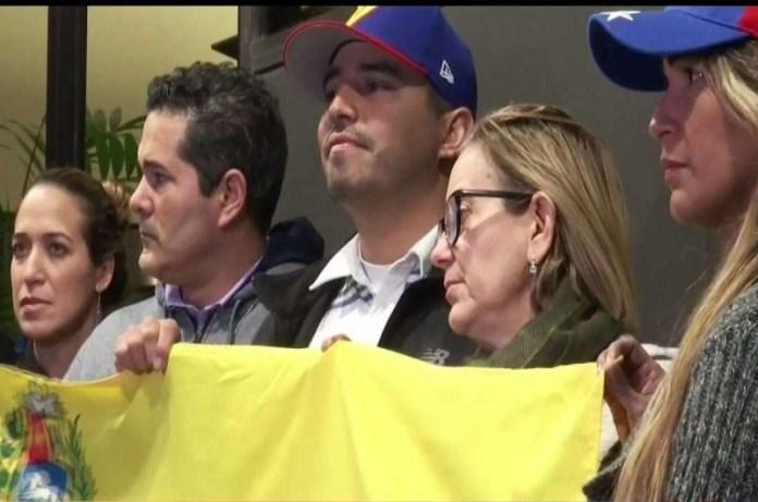 venezolanos en Houston