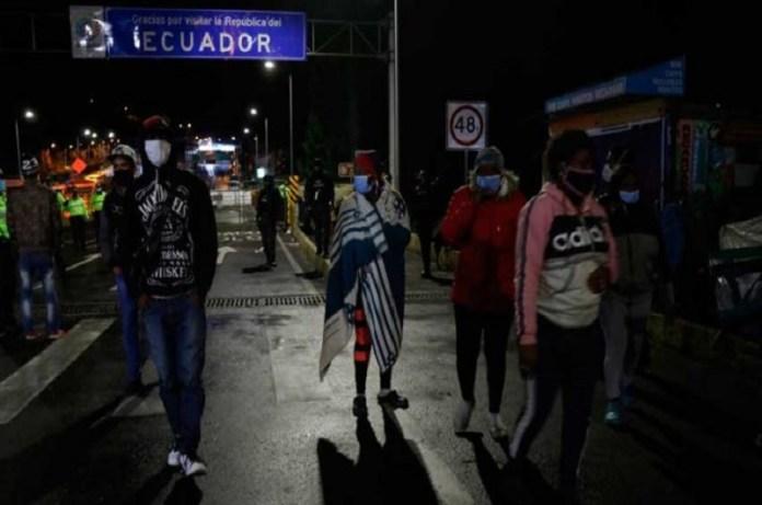 venezolanos represión