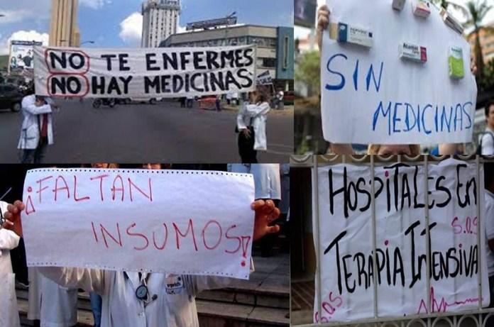 Venezuela enferma