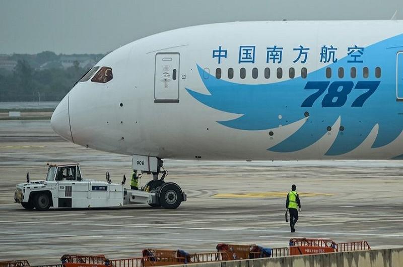 aerolíneas China