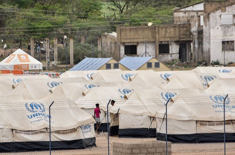 Centros venezolanos Colombia