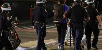 detenidos protestas Estados Unidos