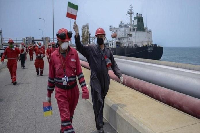 Irán Venezuela alimentos