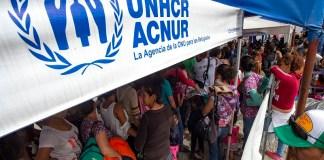 venezolanos Acnur