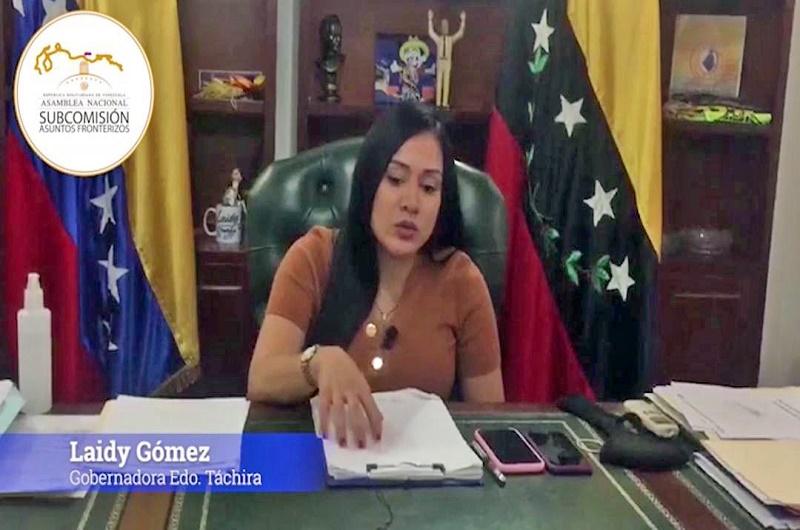 Gobernadora presupuesto salud